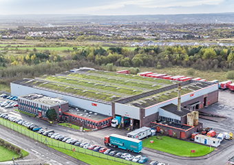 Legbrannock Road, Motherwell Aerial Images - Pacific Industries-M1 Agency - by DroneScope - 01.jpg